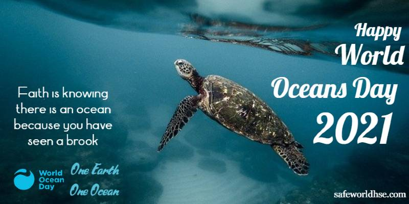 World Oceans Day 8 June, 2021: Theme, Significance, History, Purpose, Activities and Celebration Ideas