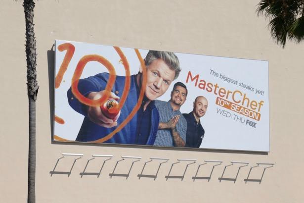 MasterChef season 10 billboard