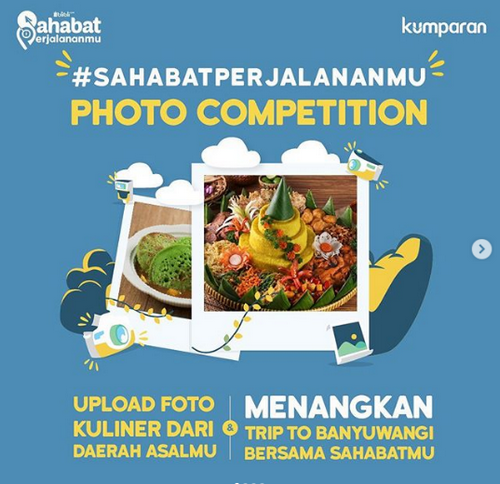 Kompetisi Roto Sahabat Perjalananmu By Kumparan