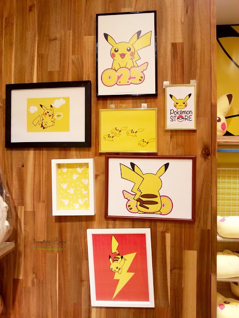 Pokemon Spring Carnival Jamsil Lotte Department Pikachu Seoul Korea