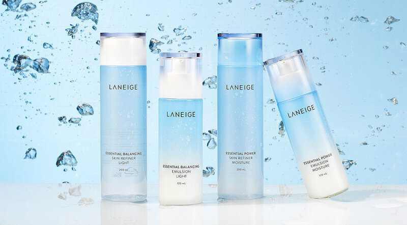 Sữa dưỡng da dầu Laneige Essential Balancing Emulsion Light