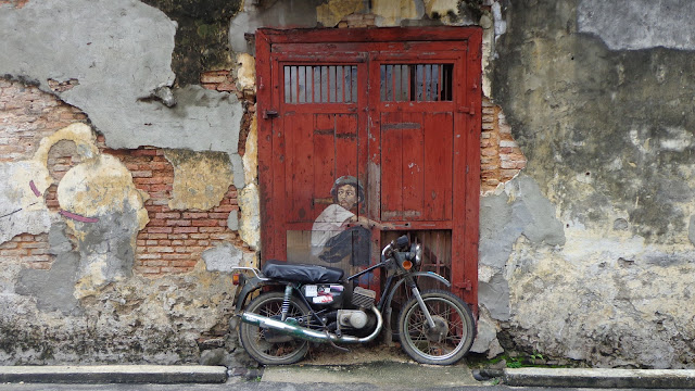 Penang The Wandering Juan