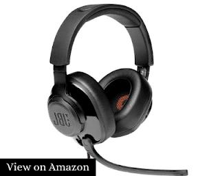 JBL Quantum 200 Wired Gaming Headphone under 5000 Rs
