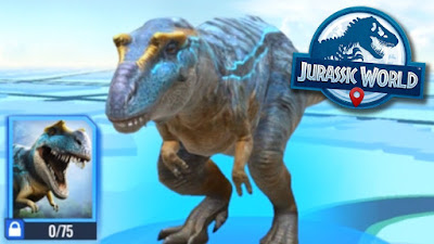 jurrasic world alive