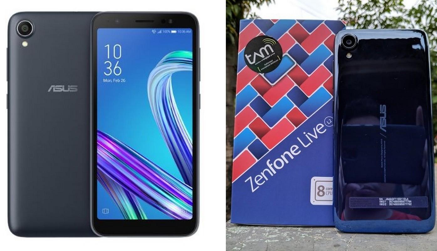 Ini Perbedaan Asus Zenfone Live L2 vs Zenfone Live L1