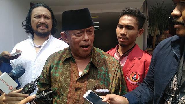 PAN Yakin Djoko Santoso Menangkan Prabowo-Sandi di Darat