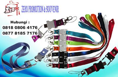 Jual Souvenir USB Flashdisk Lanyard