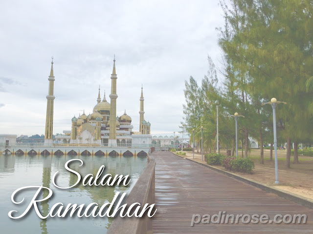 salam ramadhan dari padinrose