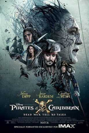 Pirates of the Caribbean: Dead Men Tell No Tales 2017 مدبلج