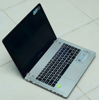 Jual Laptop Gaming Asus N46VB-V3002D