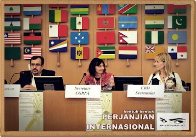 Perjanjian Internasional, Bentuk-bentuk Perjanjian Internasional, Perjanjian Internasional Tertulis, Perjanjian Internasional Tidak Tertulis, Perjanjian Internasional Bilateral, Perjanjian Internasional Multilateral