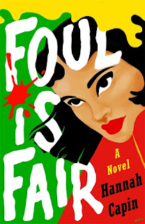 Foul is Fair by Hannah Capin US Cover