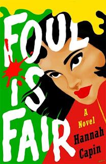 Foul is Fair by Hannah Capin US Cover