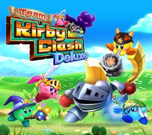 Rom Team Kirby Clash Deluxe 3DS