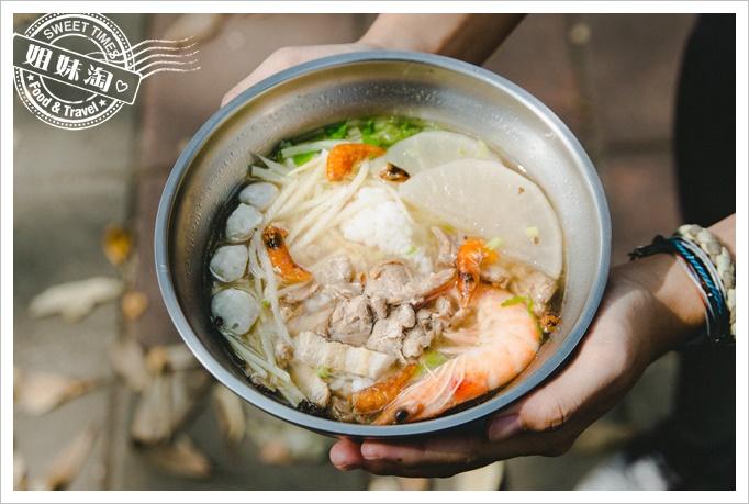 東港鮪魚飯湯