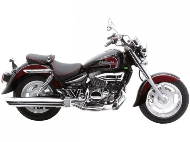 Top 5 motos custom baratas Mirage 250