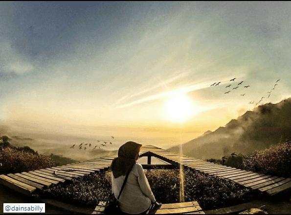 Wisata alam Magelang hits Punthuk Mongkrong