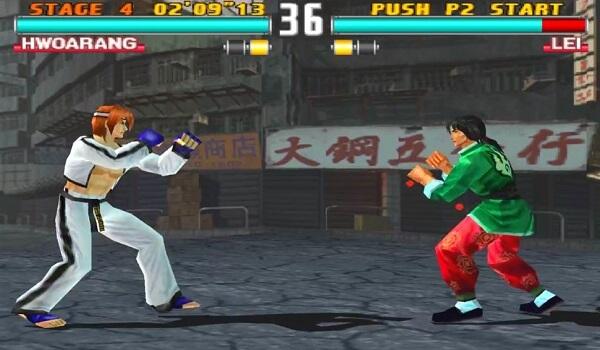 تحميل Tekken 3