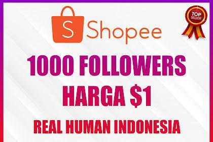 Jasa Tambah Followers Marketplace Shopee, Bukalapak & Tokopedia