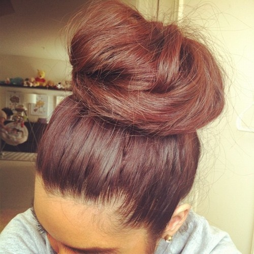 Knot Hairstyles For Natural Hair