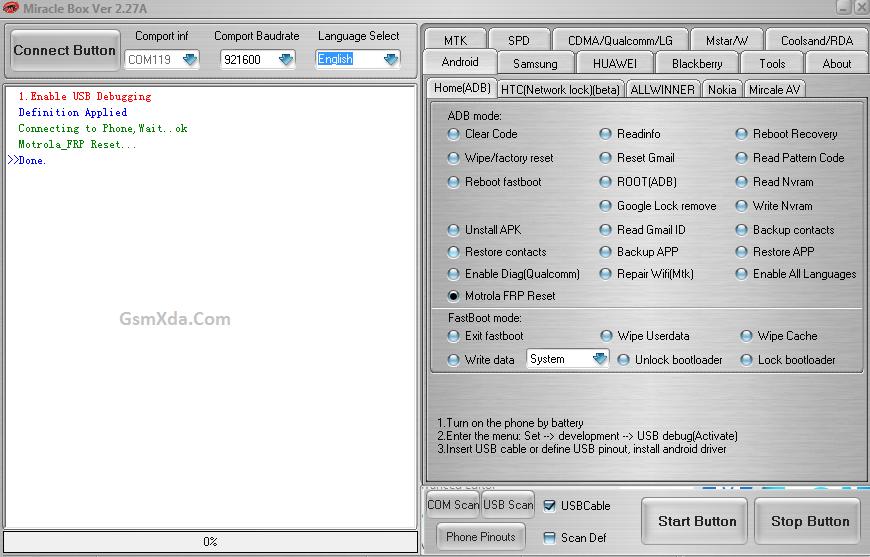 Motorola X Play XT1562 bypass gmail (Reset FRP) done (tested) | GeloGSM