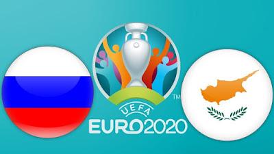 مشاهدة مباراة روسيا وقبرص بث مباشر اليوم 13-10-2019 في تصفيات اليورو 2020