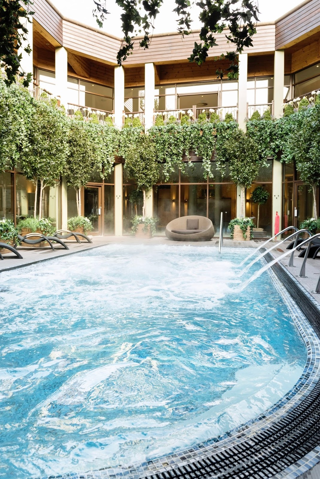 As A Mother S Day Treat I Arranged Spa For My Mum And At Aqua Sana Elveden Decided To Opt In The Week After Sunday Itself