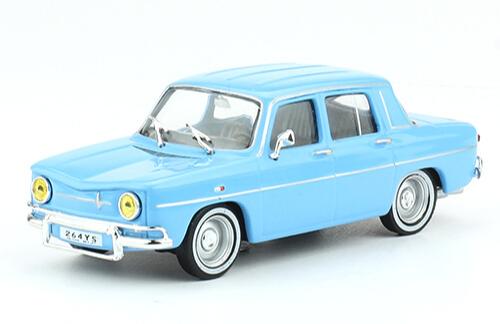 grandes autos memorables Renault 8 Major