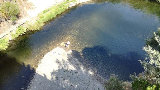 Zona Fluvial de Cabreira