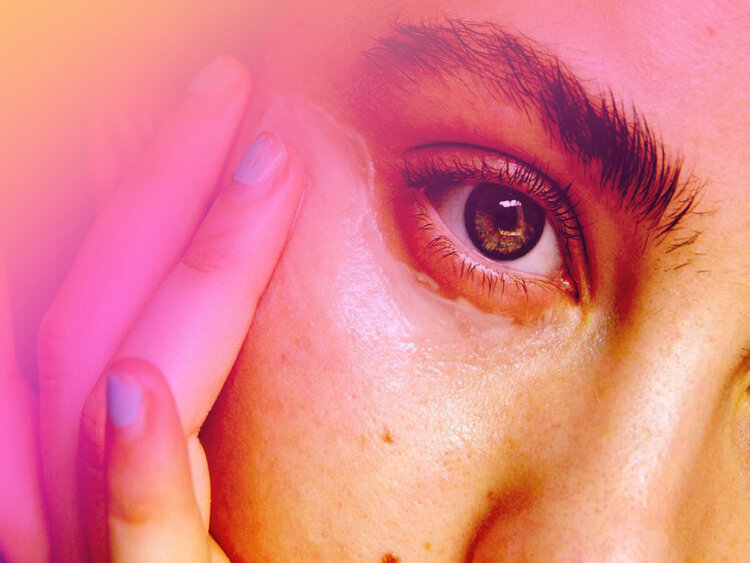 How to create eye cream at home