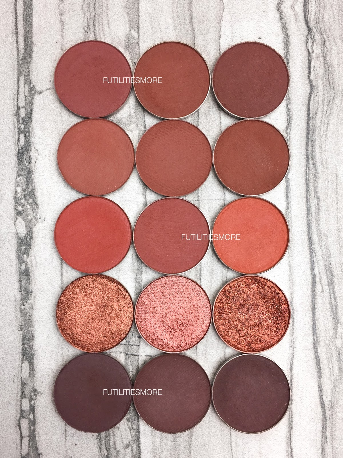 WARM BROWNS AND COPPERS Colourpop VS Anastasia Beverly