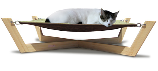 A Hip Eco Friendly Hammock For Dogs Or Cats From Pet