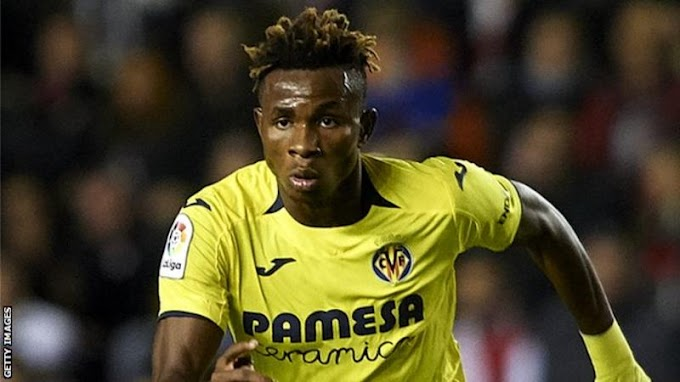 See The Nigerian Player That Challenges Messi For La Liga Player Of The Month Award