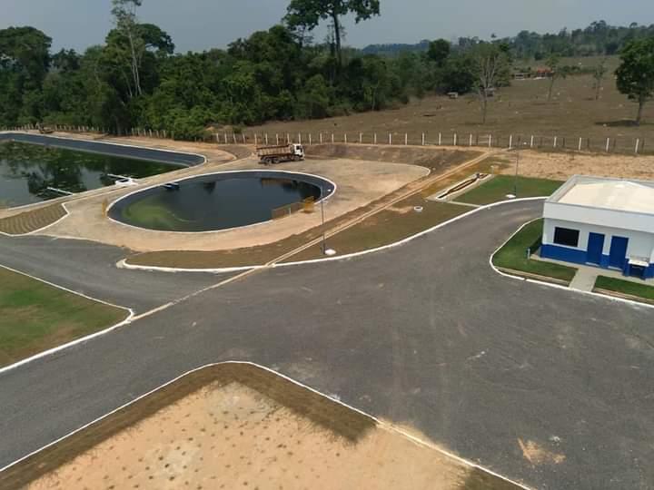 Inauguração de sistema de saneamento básico em Ministro Andreazza acontecerá nesta sexta feira, 24