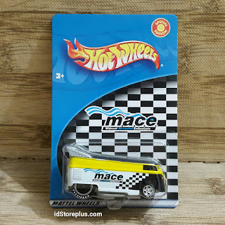HOT WHEELS VOLKSWAGEN VW DRAG BUS MACE SPECIAL EDITIONS