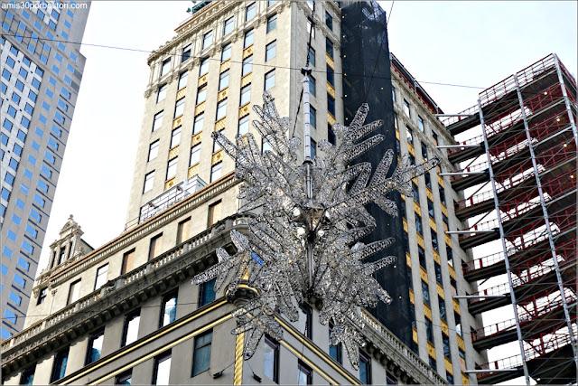 Copo de Estrella en la Quinta Avenida de Nueva York