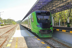 Budi Karya Sumadi Ungkap Proyek Jalur Kereta dari Stasiun Kedundang ke YIA Capai 83,6 Persen
