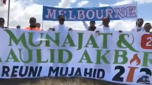 Muslim Dunia dari Palestina hingga Australia Tertarik Hadiri Reuni Akbar 212