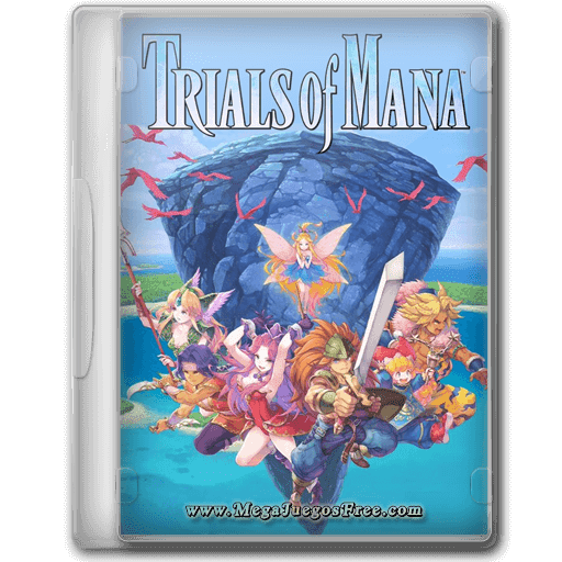 Descargar Trials Of Mana PC Full Español