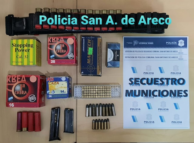 POLICIALES: ESCLARECIMIENTO ABUSO DE ARMA