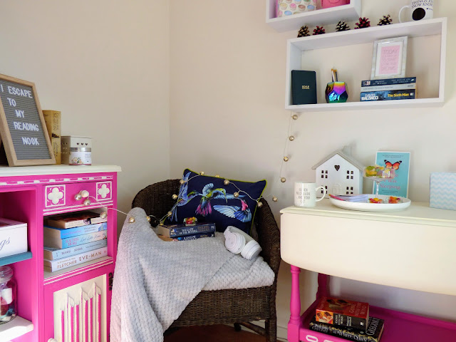 Reading Nook Essentials Wilko Homestyle Autumn
