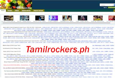 Tamilrockers.ph- Download Tamil Telugu Movies Tamilrockers.ph