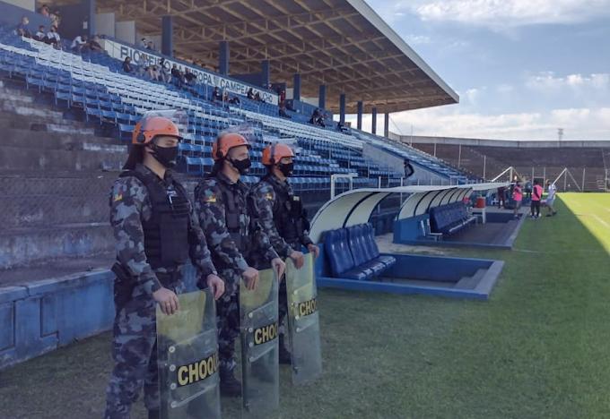 Cruzeiro perde na sua estreia na Copa FGF - Troféu Dirceu de Castro 2021