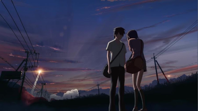 Cosmonaut - 5 Centimeters per Second Ending Explanation