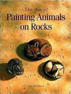 El Arte de Pintar  – Animales en Piedras