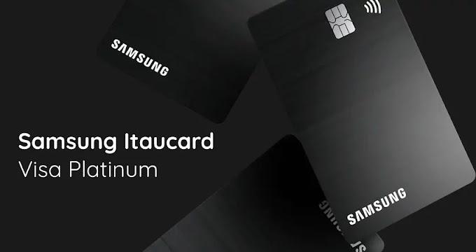 Samsung lança Cartão de Crédito sem anuidade [Samsung Itaucard Visa]