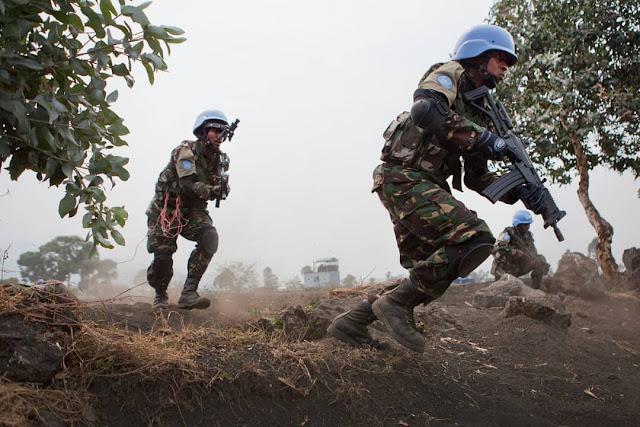 ASKARI WA JWTZ AUAWA KATIKA MAKABILIANO NA WAASI DRC