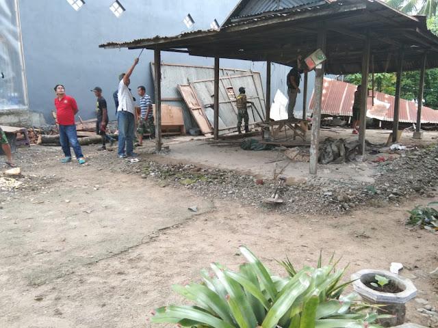Bank Sulselbar Bantu Korban Bencana