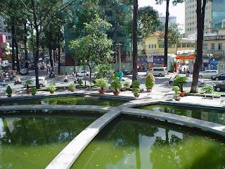 Turtle Lake, Saigon, Hô -Chi-Minh -Ville, Vietnam (Vietnam Photos)