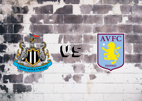 Newcastle United vs Aston Villa  Resumen